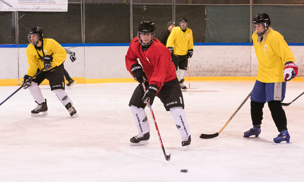 Derk Hoberg Eishockey