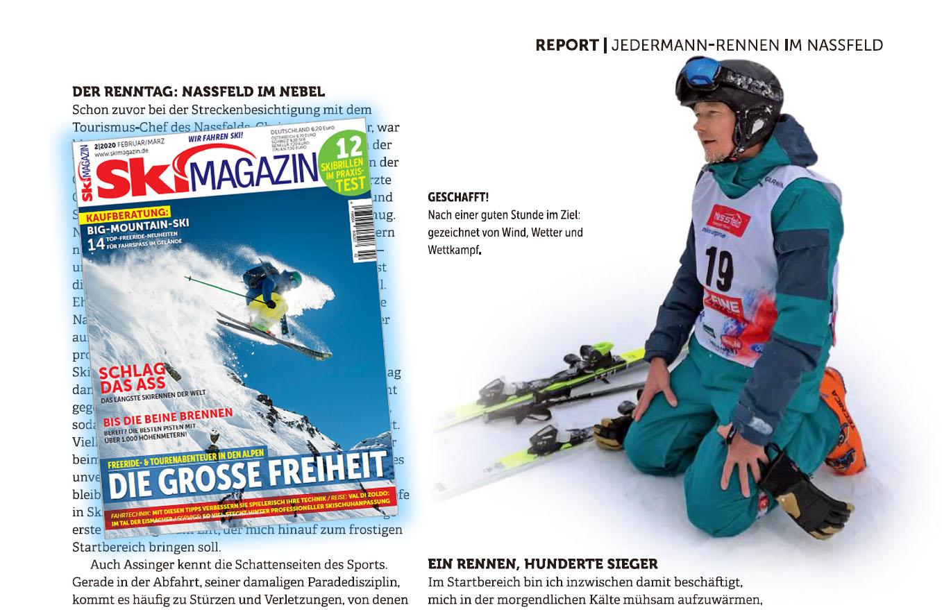Skimagazin Derk Hoberg
